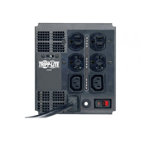 Tripp Lite 2000W Line Conditioner w/ AVR / Surge Protection 320V 8A 50/60Hz C13 5-15R 6-15R Power Conditioner - Acondicionador d