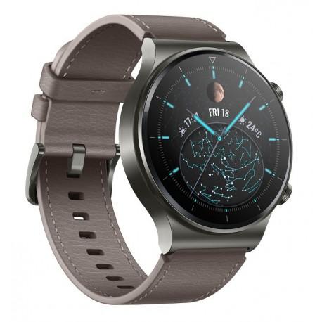 Huawei Watch GT 2 Pro Vidar-B19V - Smart watch - Silver