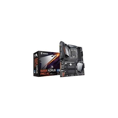 AORUS RGB - B460 AORUS PRO AC - Motherboard