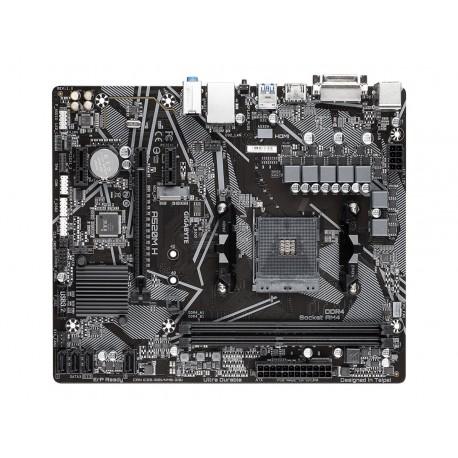 Gigabyte A520M H - 1.0 - placa base