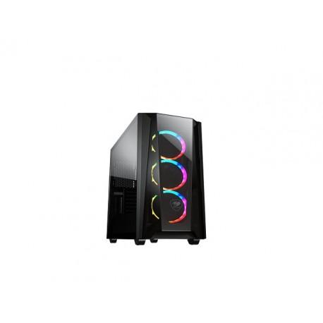 Cougar MX660-T RGB - Torre - placa ATX extendida
