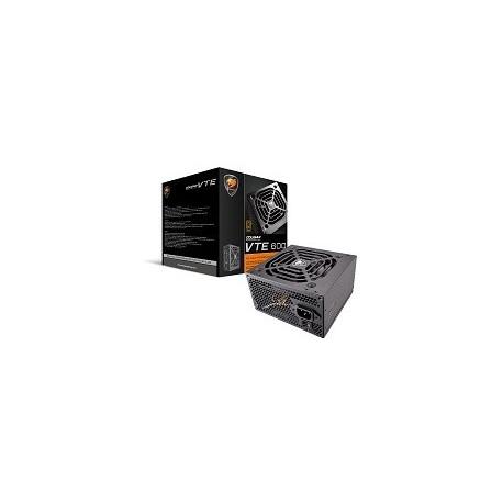 Cougar - Power supply - 600 Watt