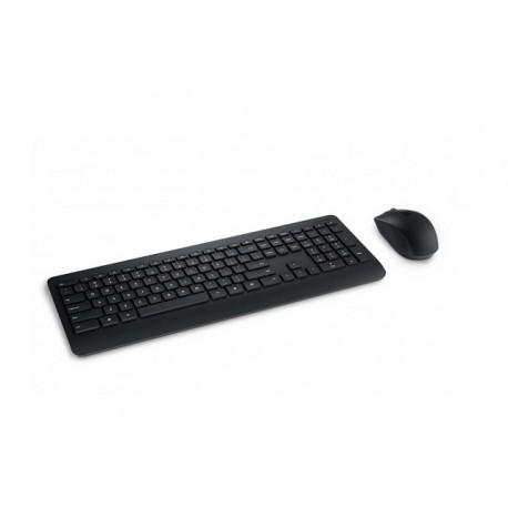 Microsoft - Keyboard and mouse set - Spanish