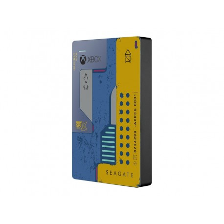 Seagate Game Drive para Xbox STEA2000428 - Cyberpunk 2077 Special Edition - disco duro