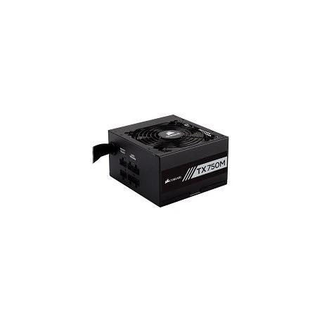 CORSAIR TX-M Series TX750M - Power supply (internal) - ATX12V 2.4/ EPS12V 2.92