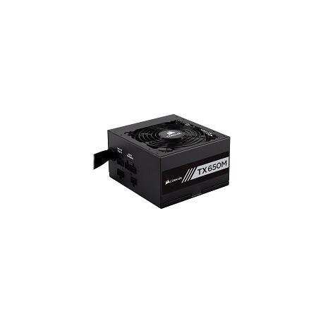 CORSAIR TX-M Series TX650M - Power supply (internal) - ATX12V 2.4/ EPS12V 2.92