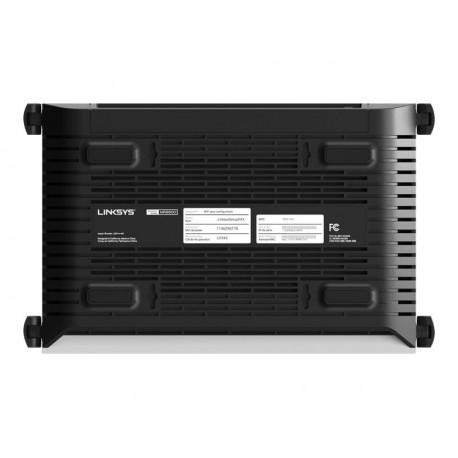 Linksys MAX-STREAM Mesh WiFi 6 Router - Enrutador inalámbrico - conmutador de 4 puertos