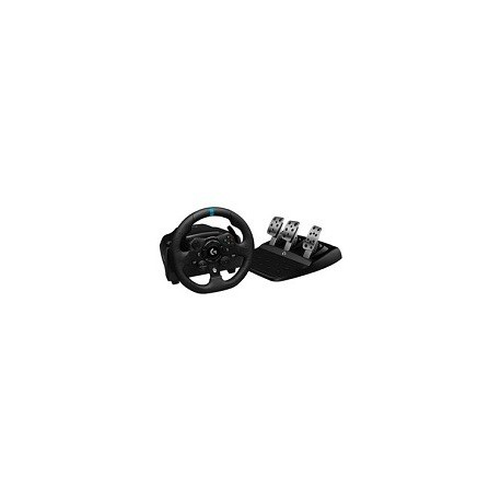 Logitech G923 Driving Force - Wheel and pedals set - Wired