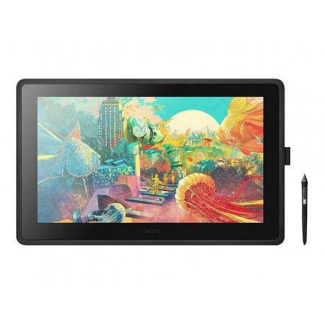 Wacom Cintiq 22 - Digitalizador con display LCD - diestro y zurdo