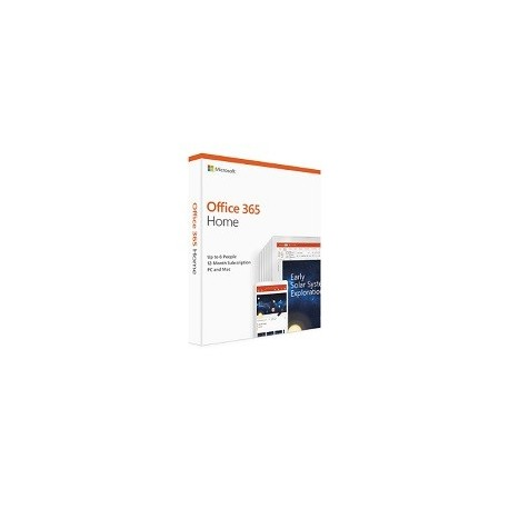 Microsoft Office 365 Home - License - Activation card