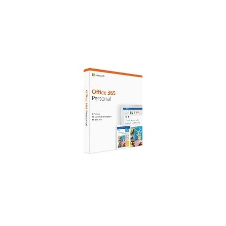 Microsoft Office 365 Personal - License - Activation card