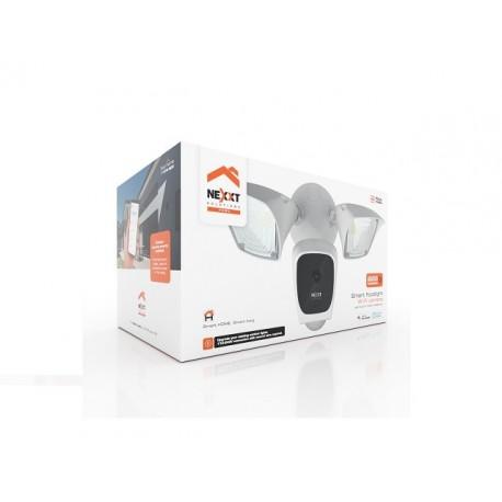 Nexxt Solutions Connectivity Outdoor 1080p - Smart Flood Light