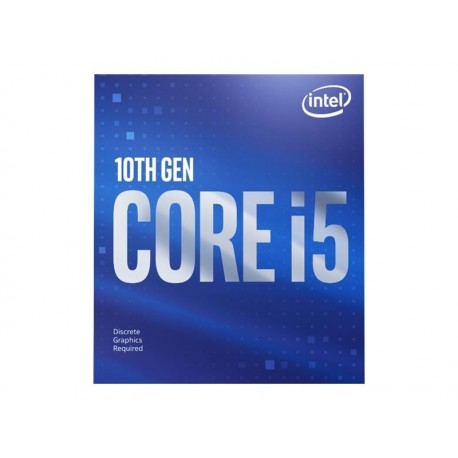 Intel Core i5 10400F - 2.9 GHz - 6 núcleos