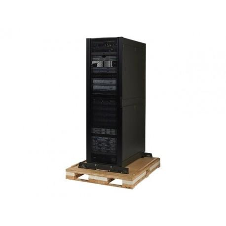 APC NetShelter SX Enclosure with Sides - Rack - armario