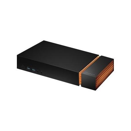 Seagate FireCuda Gaming Dock STJF4000400 - Estación de conexión - Thunderbolt 3