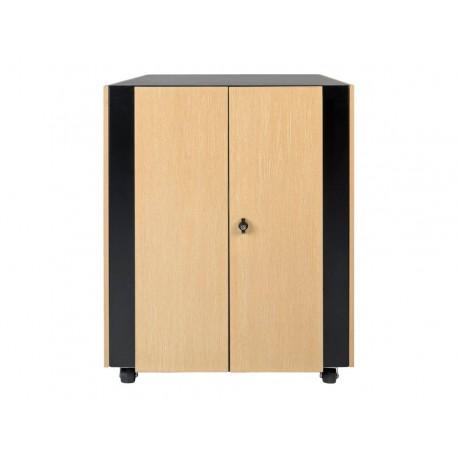 Tripp Lite 18U Soundproof Rack Enclosure Server Cabinet Quiet Acoustic - Rack - armario