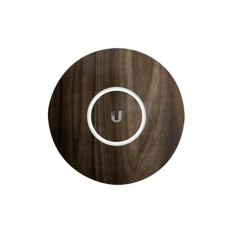 Ubiquiti WoodSkin - Cubierta de dispositivo de red - parte delantera