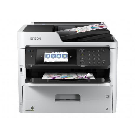 Epson WorkForce Pro WF-C5710 - Impresora multifunción - color