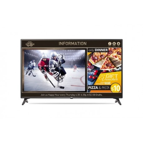 LG 49LV640S - LCD TV - Smart TV