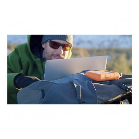 LaCie Rugged Thunderbolt USB-C - Disco duro - 2 TB