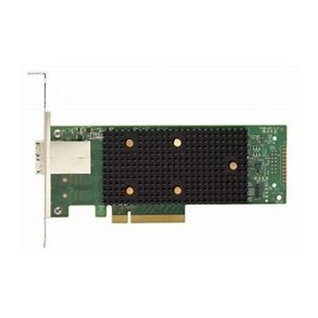 Lenovo ThinkSystem 430-8e - External hard drive - Black