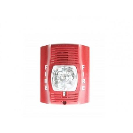 Honeywell - Horn Strobe Red