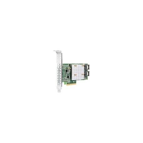 HPE Smart Array E208i-p SR Gen10 - Controlador de almacenamiento (RAID) - 8 Canal