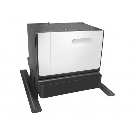 HP - Soporte MFP con armario - para PageWide Enterprise Color MFP 586 / PageWide Managed Color E55650