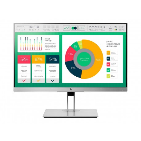 "HP EliteDisplay E223 - Monitor LED - 21.5"""