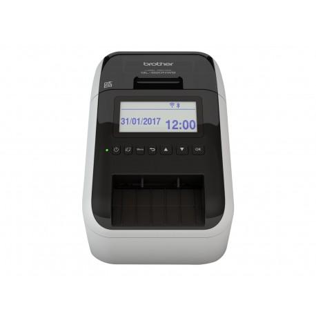 Brother QL-820NWB - Impresora de etiquetas - térmica directa