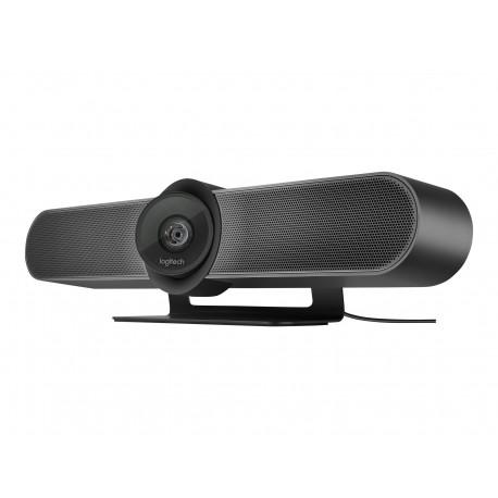Logitech MeetUp - Kit de videoconferencia - con Logitech Expansion Microphone