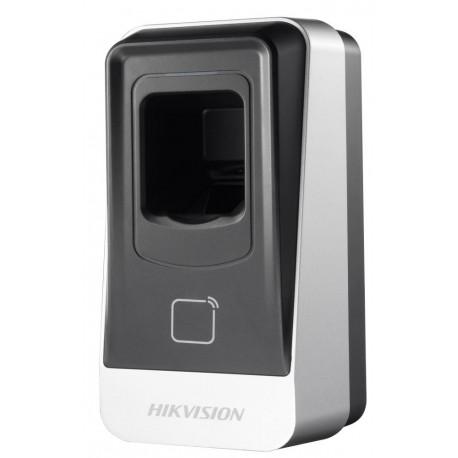 Hikvision DS-K1201MF - Tarjeta SMART / lector de huellas dactilares - RS-485