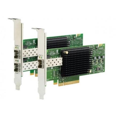 Emulex Gen 6 - Adaptador de bus de host - PCIe 3.0 x8 perfil bajo