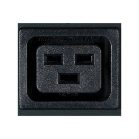 Tripp Lite 3.2-3.8kW Single-Phase Switched PDU with LX Platform Interface, 200-240V Outlets (20 C13 & 4 C19), C20/L6-20P, 0U, TA
