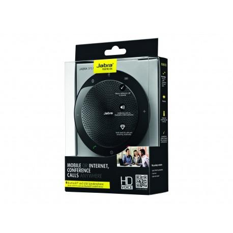 Jabra SPEAK 510+ MS - Altavoz de escritorio VoIP - Bluetooth