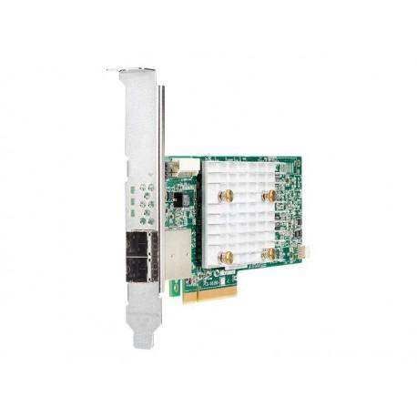 HPE Smart Array E208e-p SR Gen10 - Controlador de almacenamiento (RAID) - 8 Canal