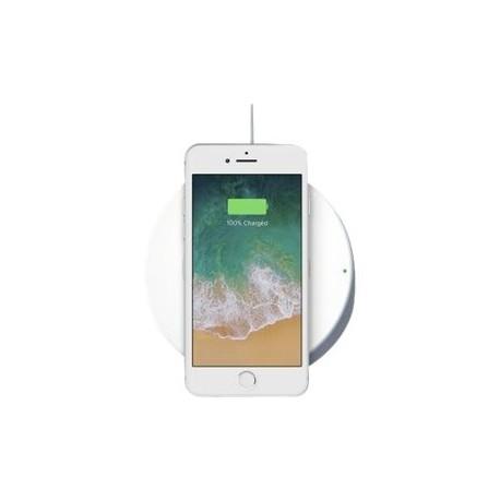 Belkin BOOST UP Wireless Charging Pad - Alfombrilla de carga inalámbrica + adaptador de corriente CA - 7.5 vatios