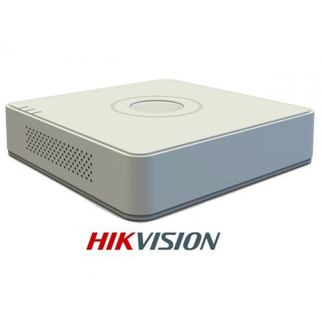 HIK - 16ch HD/AHD/Analog DVR 1080p/4MP Lite 1SATA 1 RJ45 1000M
