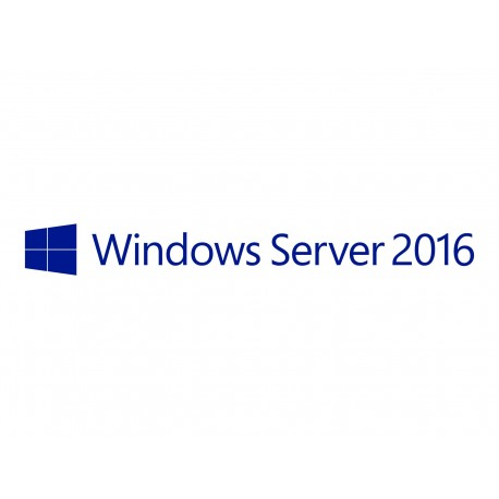 Microsoft Windows Server 2016 - Licencia - 5 usuarios CAL