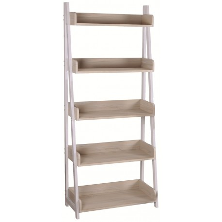 Xtech - 5-shelf bookcase