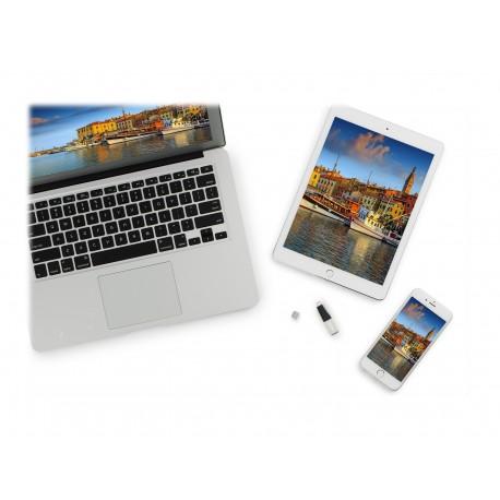 SanDisk iXpand Mini - Unidad flash USB - 128 GB