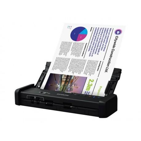 Epson WorkForce ES-200 - Escáner de documentos - Sensor de imagen de contacto (CIS)