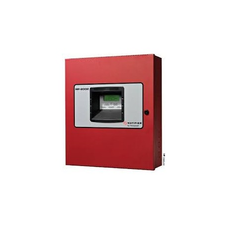 Notifier - Control panel - Cabinet