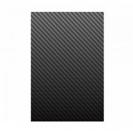 Clearplex - Protective case - Black Carbon Fiber