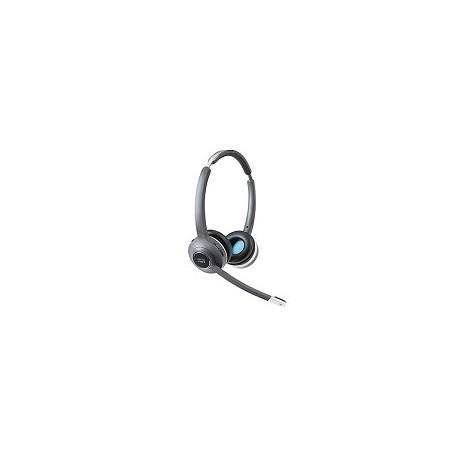Cisco 562 Wireless Dual - Auricular - en oreja