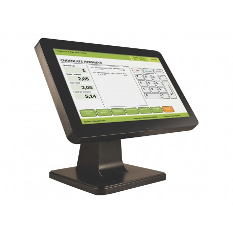 """Bematech LE1015W - Monitor LCD - 15.6"""""""