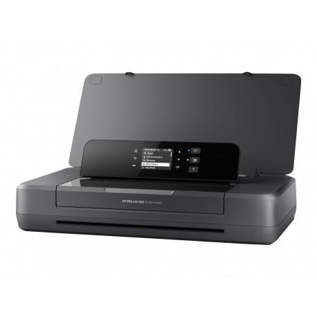 HP Officejet 200 Mobile Printer - Impresora - color
