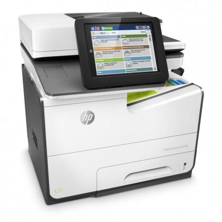 HP PageWide Enterprise Color MFP 586dn - Multifunction printer - Printer / Scanner / Copier