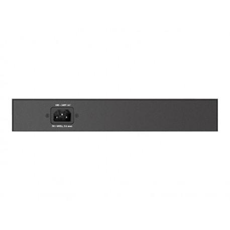 D-Link DGS 1008MP - Conmutador - sin gestionar