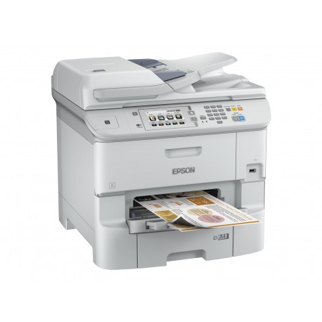 Epson WorkForce Pro WF-6590DWF - Impresora multifunción - color